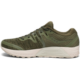 saucony Guide ISO 2 Shoes Men Olive Shade